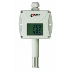T3110 Temperatura y Humedad Interior y Exterior con Salida 4-20mA