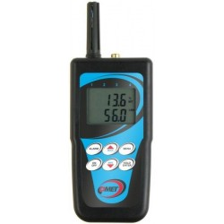 D3631 Hygrometer with Channel External Temperature Probe