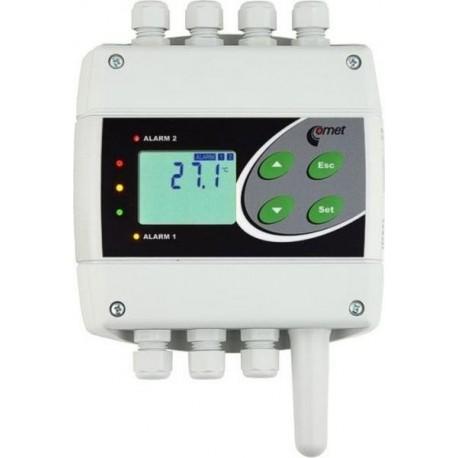 H0430 Transmissor e Regulador de Temperatura com saída RS485