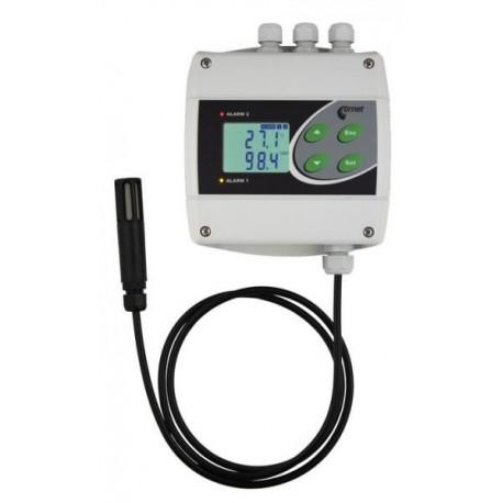 H3021 Transmisor de Temperatura y Humedad con dos Salidas de Relé