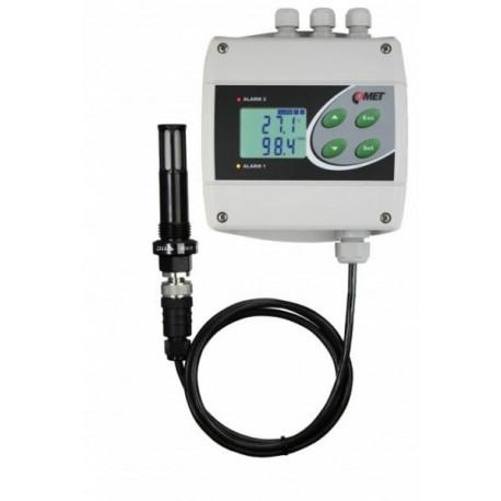 H3021P Transmisor de Temperatura y Humedad para Aire Comprimido