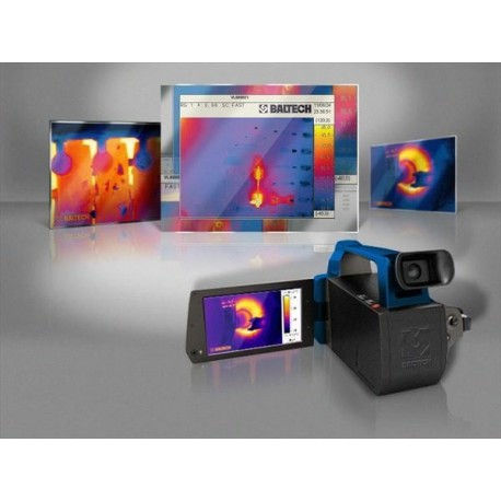 TR-01700-4 Thermal imaging Camera (-40°C to +1200°C)