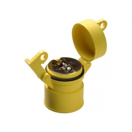 WELL-CAP-01 tapa para pozo para montaje de registradores HOBO en pozos
