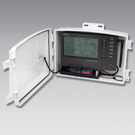 6614-Kit Panel Solar para consola Davis