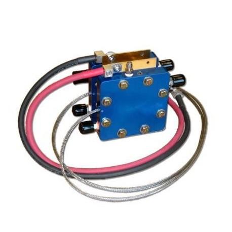 SAI-Cell-25 Pila de Combustible con Campos de Flujo POCO Graphite (5 y 25 cm2)