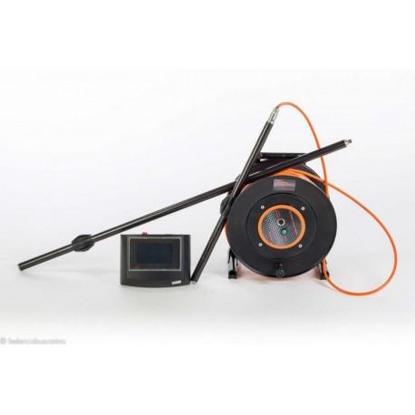 TROVA-FORI Incline (inclinometer) probe with carbon fiber body