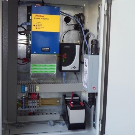 Dymas24 ALBEN Multichannel Seismic Recorder