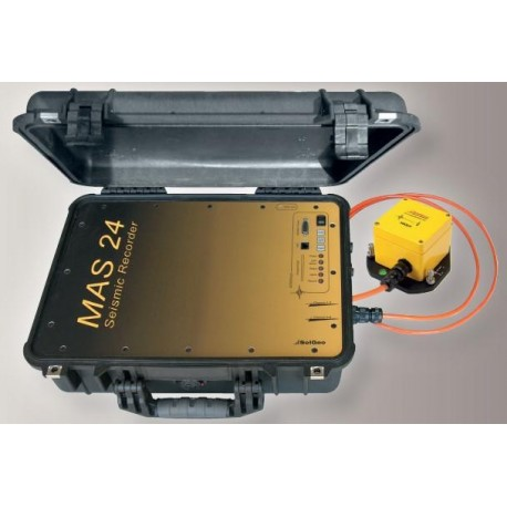 MAS24 Micro Grabadora Sísmica