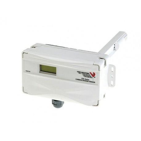 CDLSXX Sensor CO2 para Conductos de Veris
