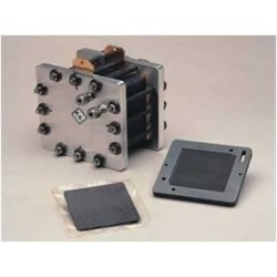 EFC-50-02-7-ST-DM 50 cm2 PEM fuel cell stack Serpentine flow pattern MEA's Conditioned for DM