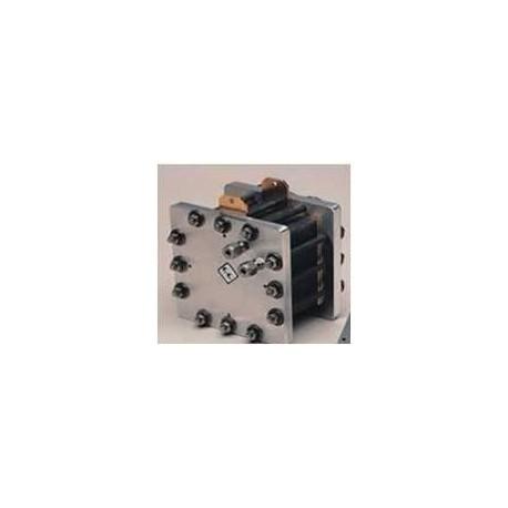 FC-50-03-7-ST Stack Pila Combustible PEM 50cm2 con Flujo de Canal Recto