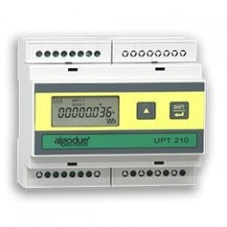 UPT210 Multifunction energy meter connectable to MFC150 Rogowski coil