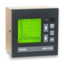 UPM3100 LCD Power Meter (DIN 144x144)