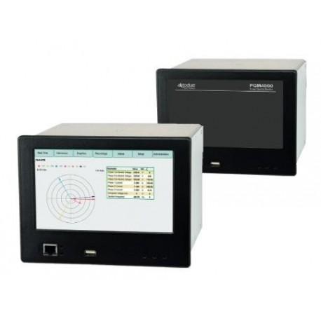 PQM4000 Monitor de Calidad de Energía según Estandar EN 50160