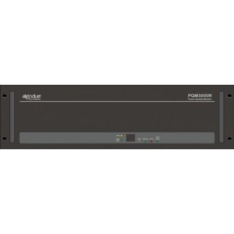 PQM3000R Analizador de red de clase A según EN 50160 para Control de Calidad de Energía