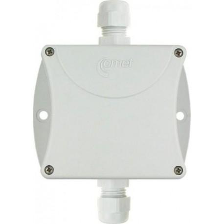 P4121 Transductor de Temperatura Pt1000 -30°C a +80°C / 4 a 20 mA