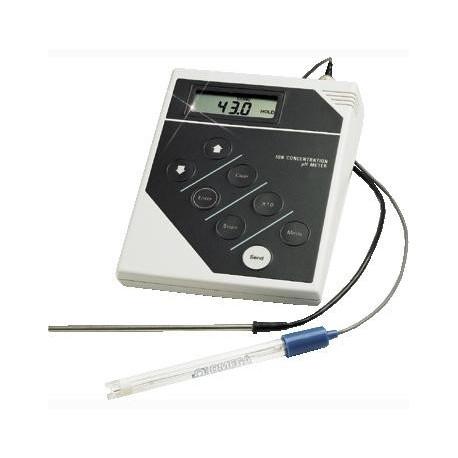 PHI-359 Medidor de pH con Salida RS-232C