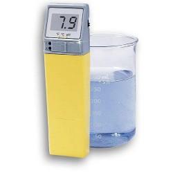 PHH-3X Comprobador de pH de Bolsillo con Electrodos Reemplazables