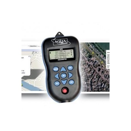 GPS Aquameter Registrador de Datos