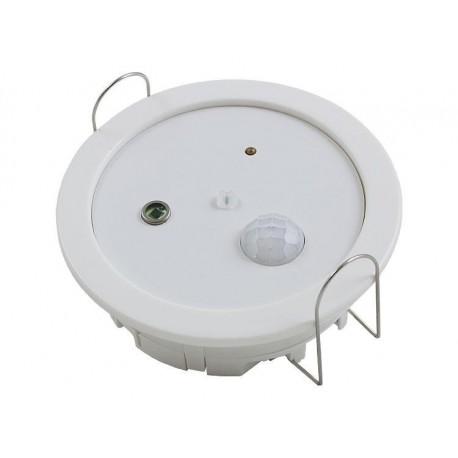 AO-BHT-D/A Sensor de Temperatura, Movimiento y Brillo para Techo