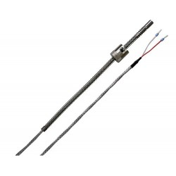 AO-BF2/E Bayonet temperature probe with plane measuring peak (-30 +350°C)