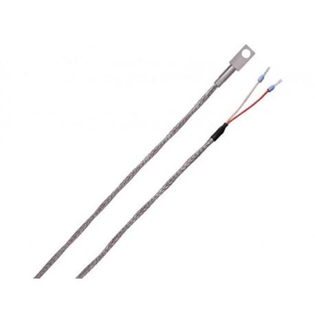 AO-OF5/E Surface Temperature Sensor - Stainless Steel sensor tip. PT100, Pt500, PT1000 (-30 +500°C)