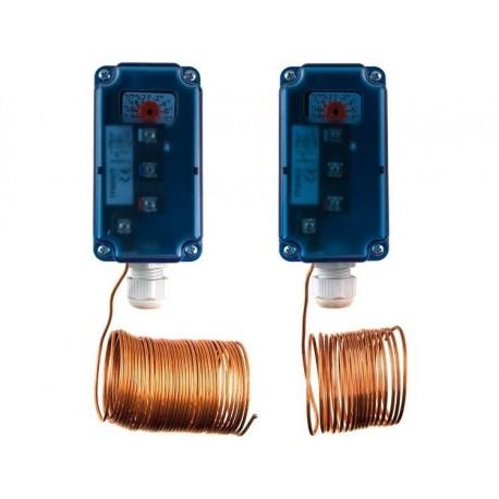 AO-JTF/E Antifreeze Thermostat (-10 +10°C)