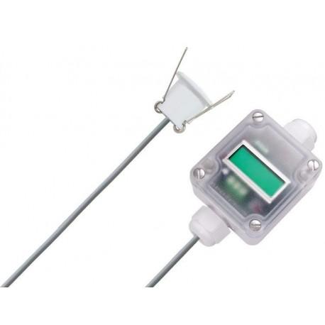 AO-RDFT/A Transductor de Temperatura y Humedad con Display para Montaje en Techo