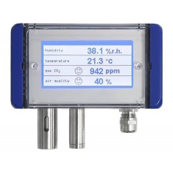 AO-CO2-M/A Multifunctional Air Quality Sensor (CO2, mixed gas VOC), with display