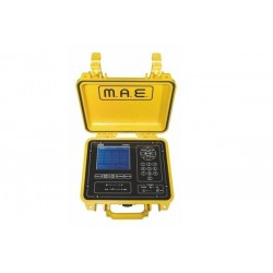 A5000M-08 Sistema de Adquisición de Datos para Monitoreo Estructural o Ambiental