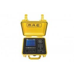 A5000M-16 Sistema de Adquisición de Datos para Monitoreo Estructural o Ambiental