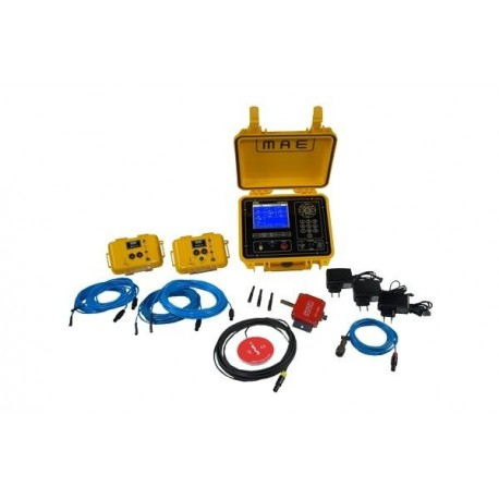 A5000MAW Medidor de Flujo Térmico Inalámbrico para Medidas de Transmitancia