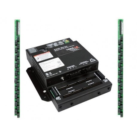 E30E042 Monitorización Avanzada Ethernet de Tensión, Corriente, Potencia y Energía para 46 Circuitos