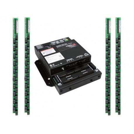 E30E084 Monitorización Avanzada Ethernet de Tensión, Corriente, Potencia y Energía para 92 Circuitos