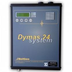 Dymas 24 Master V Portable Seismic Recorder