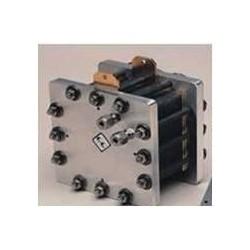 FC-50-02-7-ST Stack Fuel Cell PEM 50cm2 com fluxo de serpentina