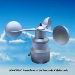 AO-KWS-C Anemómetro de Precisión (Calefactado)