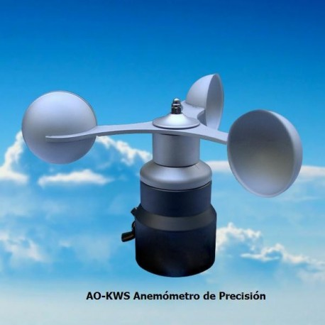 AO-KWS Anemómetro de Precisión