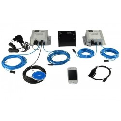TLOG-WLS  Wireless thermal flow meter for transmittance measurements