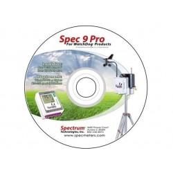 SpecWare 9 Pro Software