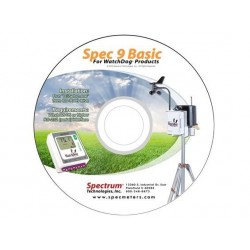 3654B9 SpecWare 9 Basic Software