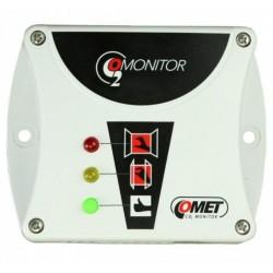 T5000 Monitor de CO2 con Sensor de Dióxido de Carbono Incorporado