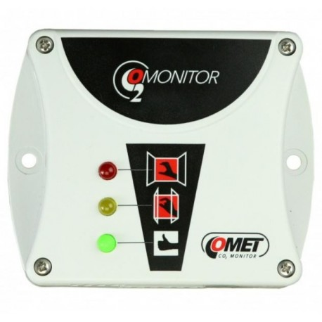 T5000 CO2 Monitor with built-in Carbon Dioxide Sensor