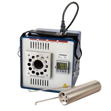 CL-355A Calibrador Portátil Compacto hasta 400°C