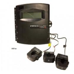 H8163-0100-0-3 Controlador de Potencia con 3 Transformadores de Corriente