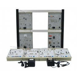 AM/FM/ASK/FSK Transmitter & Receiver System