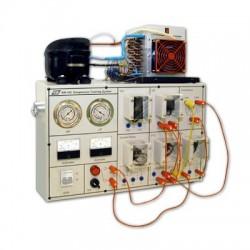 Sistema de Entrenamiento de Compresor