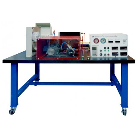Automotive Air Conditioner Training System