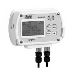 HD 35ED 7P/2 TC Registrador de Datos Inalámbrico con entradas para dos Sondas (-200ºC a + 650ºC depende del sensor usado)