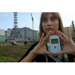 Detector de Radiación Contador Geiger (0.05 ~ 999 µSv/h)